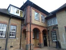 Farfield, Britten's boarding house at Gresham's